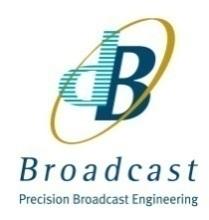 dB Broadcast logo
